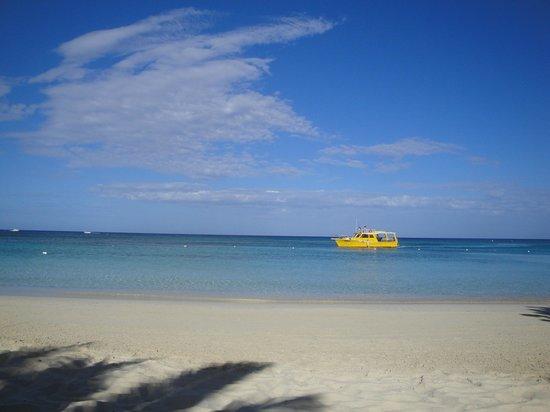 Paradise Oceanic Hotel : West bay