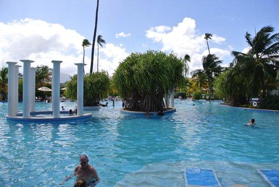 Gran Melia Golf Resort Puerto Rico : Big Pool