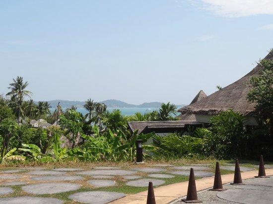 The Vijitt Resort Phuket: Stunning views!