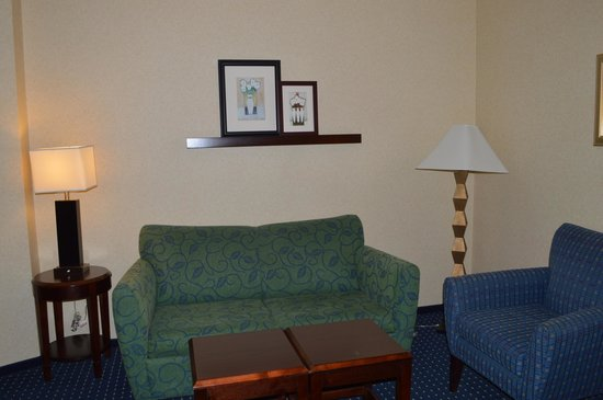 SpringHill Suites Arundel Mills BWI Airport: Sitting Area