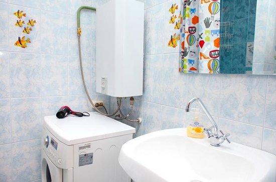 Atmospheric Hostel: Ванная комната