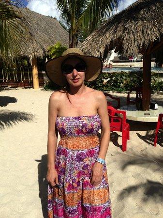 Mr Sanchos Beach Club Cozumel: Wonderful day at Mr Sanchos!!