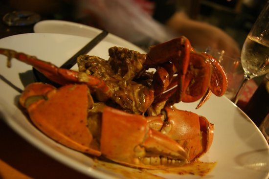 Ministry of Crab : Chilli Crab