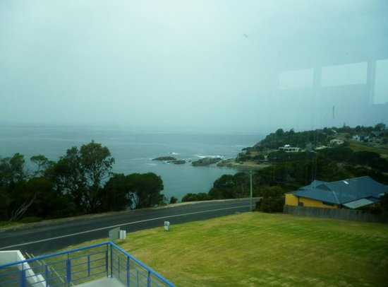 Killer Whale Museum: Observation deck view