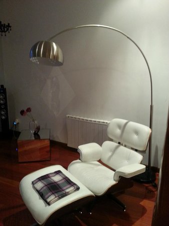Madrid SmartRentals Atocha : Lounge area