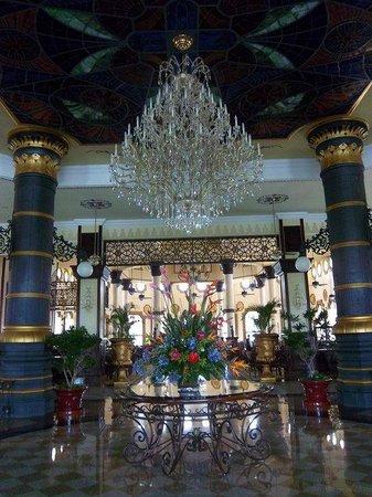 Hotel Riu Palace Punta Cana : hall de entrada
