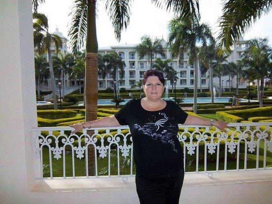 Hotel Riu Palace Punta Cana: vista desde la habitacion!