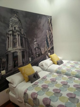 Madrid SmartRentals Atocha : 2nd bedroom