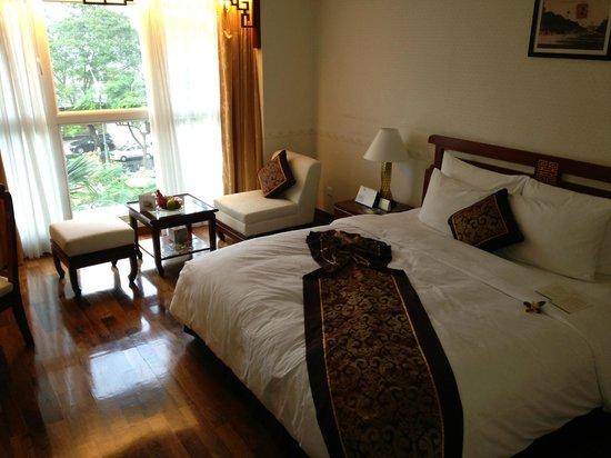 Rex Hotel: Suite at Rex