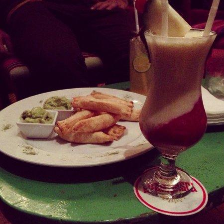 Ayahuasca Resto Bar: Tequeños!!!  Mis favoritos!!!