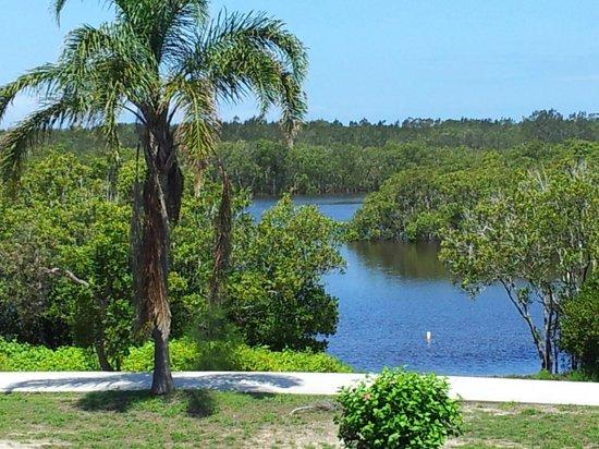 Harrington, Australia: relax and enjoy the view from your verandah