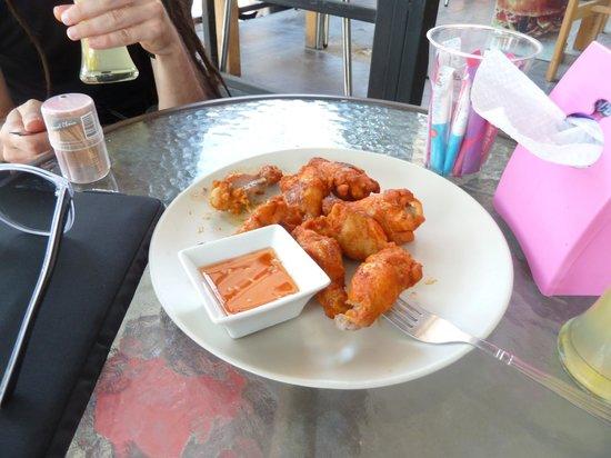 Sitti Cafe and Restaurant: BBQ chicken
