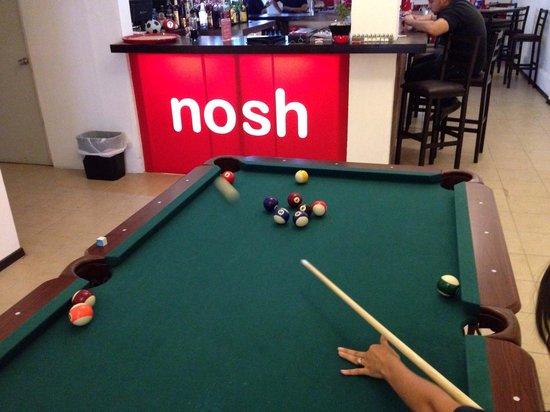 Juegos De Mesa Billar Futbolito Dardos Picture Of Nosh