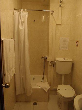 Vera Cruz Porto Hotel : シャワー