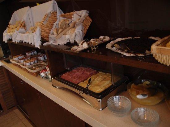 Vera Cruz Porto Hotel : 朝食