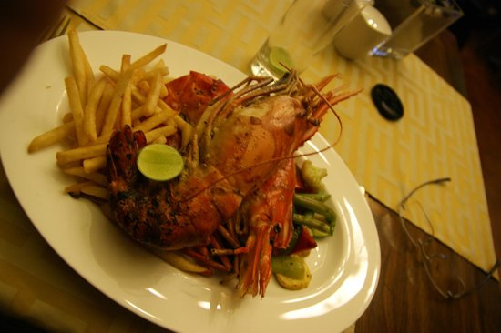 Deco on 44: Jumbo Prawns