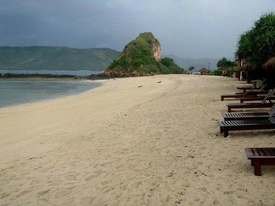 Novotel Lombok : Beach