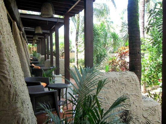 Novotel Lombok : Room Terrace