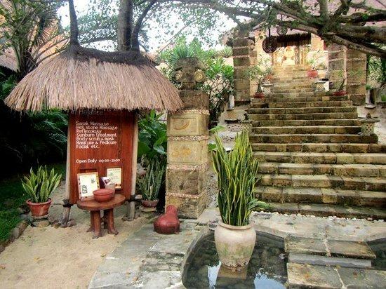 Novotel Lombok : Hotel Spa