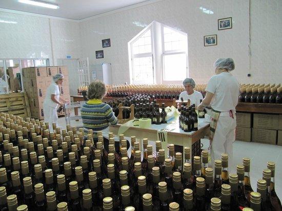 Fabrica de Licores Mulher de Capote: фабрика