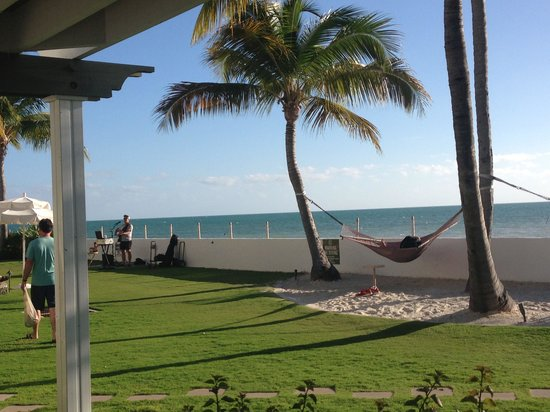 Southernmost Beach Resort : View from room 512