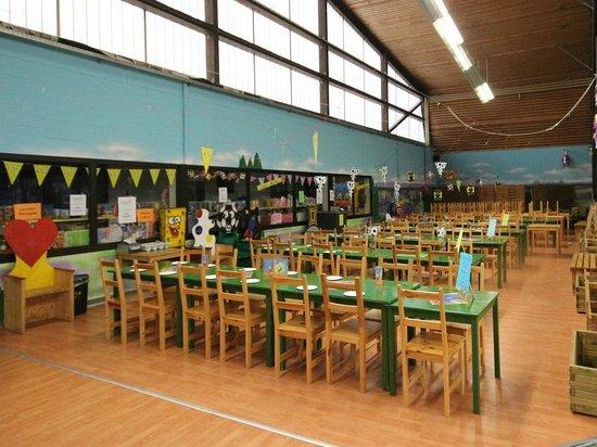 Indoorspielplatz Heidewitzka: Kindergastronomie