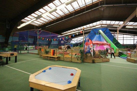Indoorspielplatz Heidewitzka: Spiele Paradies