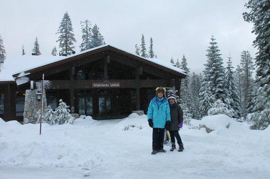 Wuksachi Lodge: Restaurante