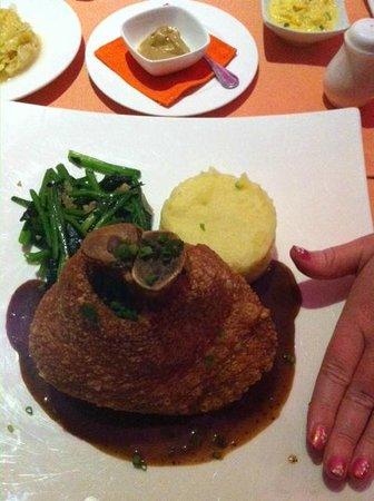 Casa Pascal : Pork knuckle