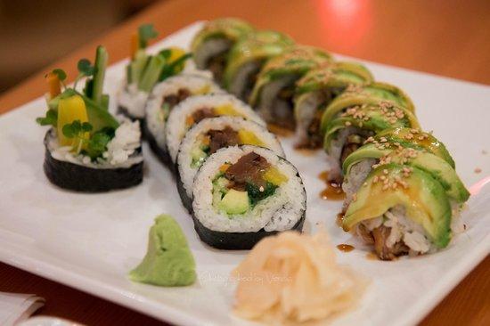 Miyabi Sushi : Rolls