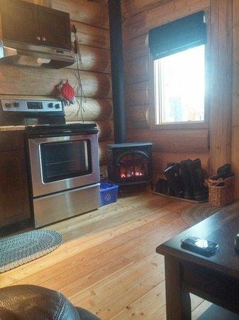 Yukon Pines Cabins