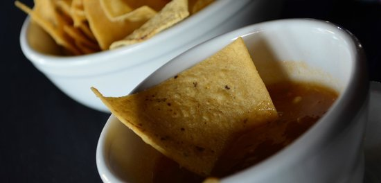 Elvira's: Chips and Salsa