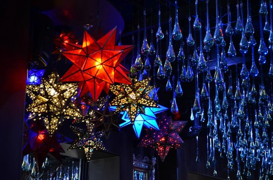Elvira's: Twinkling Lights Overhead
