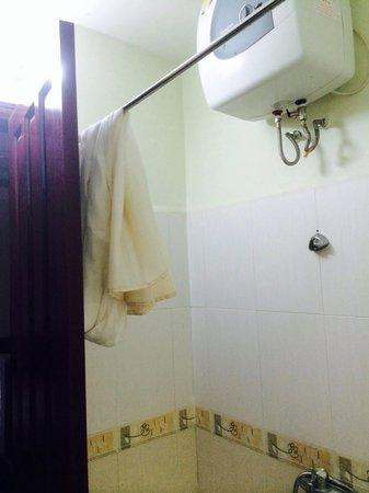 An Hoi Hotel : Ванная