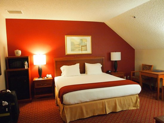 Holiday Inn Express Solvang: 더블룸