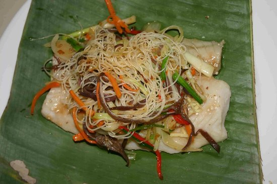 Little Hoian Boutique Hotel & Spa : 7. Danny's Steamed Fish