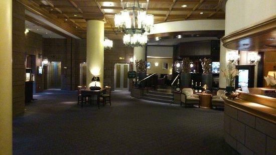 Pullman Fontana Stuttgart: Swabian-style lobby
