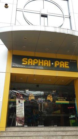 Saphaipae Hostel : x