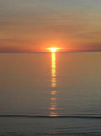 Sunset at Aldinga Beach