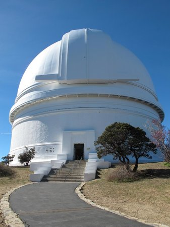 "Palomar Observatory: Dome of the 200"" Hale Telescope"