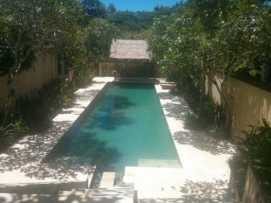 Pat-Mase, Villas at Jimbaran: Swimming pool