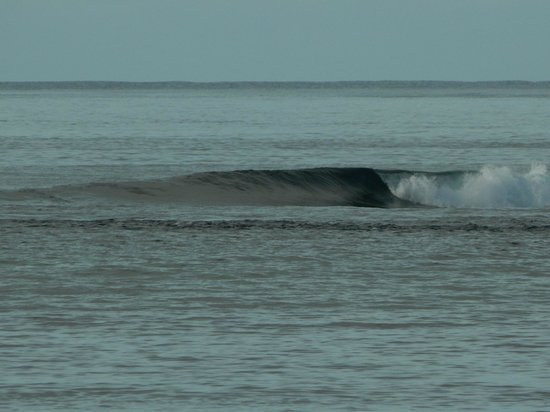 Fiji Hideaway Resort & Spa: the surf
