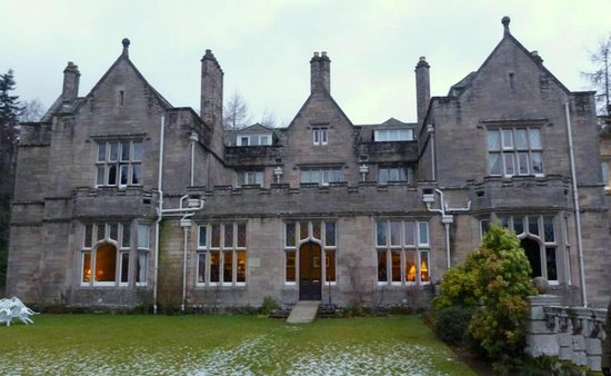 Kildrummy Castle Hotel: the hotel