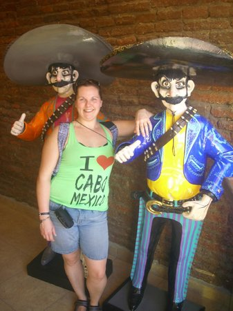 Royal Solaris Los Cabos: having a good time
