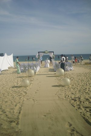 Royal Solaris Los Cabos: beach