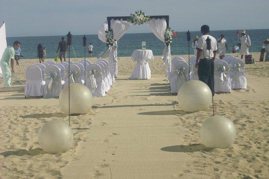 Royal Solaris Los Cabos: Wedding
