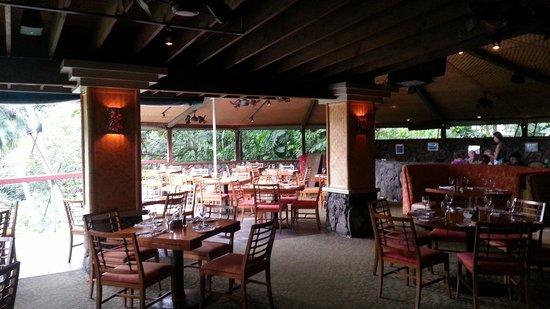Haleiwa Joe's Seafood Grill : ambience