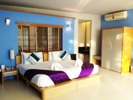 Maya Koh Lanta Resort : Another angle of the room