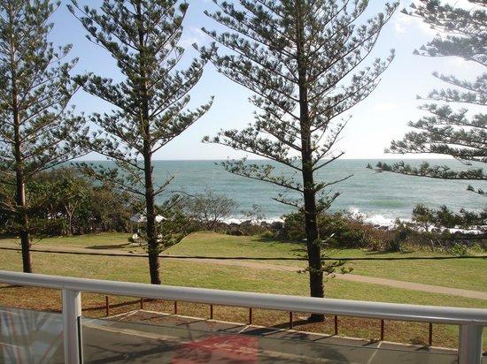 Manta Bargara Resort : View from balcony