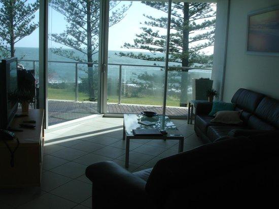 Manta Bargara Resort : Lounge area